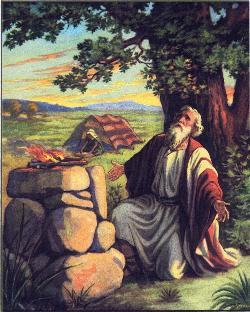 abraham-altar